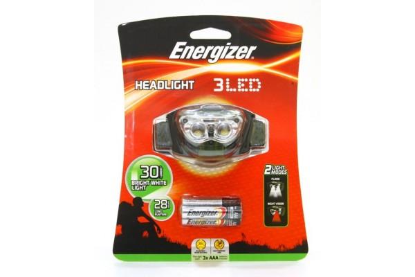 勁量 3 LED頭燈 (3Ax3) (Model: HDL33A)