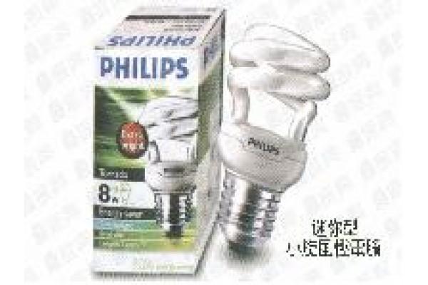 Philips 小旋風 (迷你型) 慳電膽